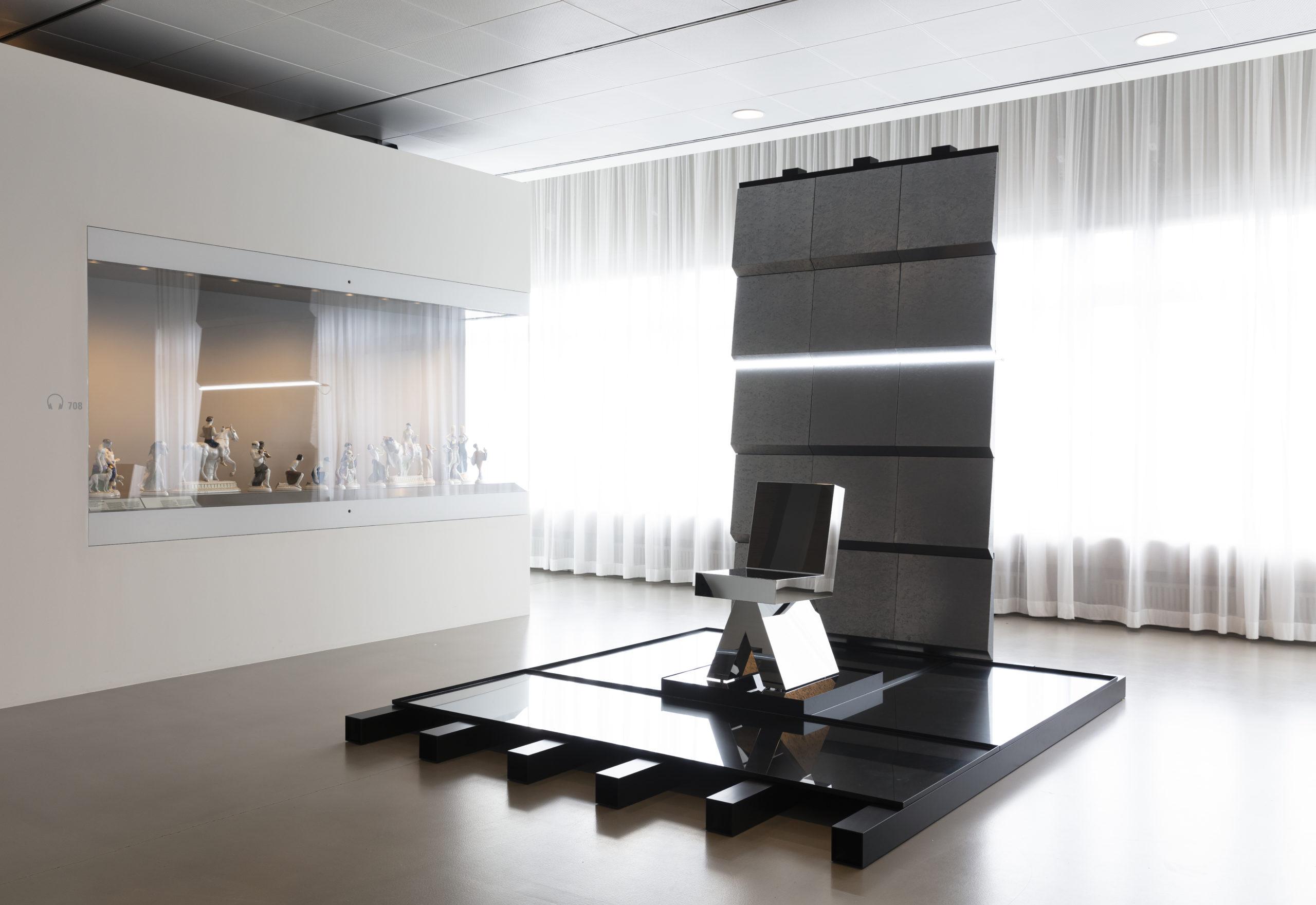 Ausstellungsansicht, Atmoism - Gestaltete Atmosphären, Kunstgewerbemuseum Berlin